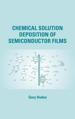 CHEMICAL SOLUTION DEPOSITION