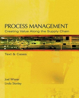 PROCESS MANAGEMENT WITH INFOTRAC: CREATING VALUE ALONG THE SUPPLY CHAIN