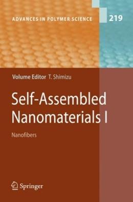 SELF-ASSEMBLED NANOMATERIALS I - NANOFIBERS