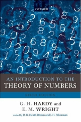 AN INTRODUCTION TO THE THEORY OF NUMBERS - 6 EDITION