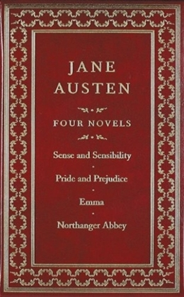 JANE AUSTEN: FOUR COMPLETE NOVELS