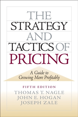 STRATEGY AND TACTICS OF PRICING, THE - 5TH EDITION