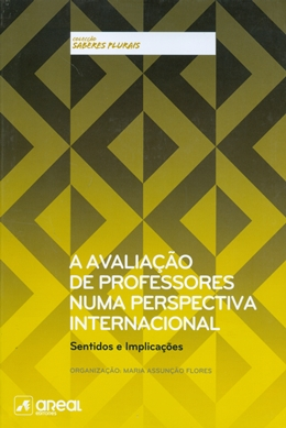 AVALIACAO DE PROFESSORES NUMA PERSPECTIVA INTERNACIONAL
