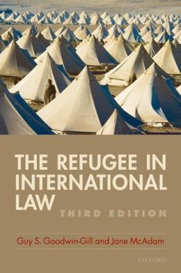 REFUGEE IN INTERNATIONAL LAW - 3RD ED