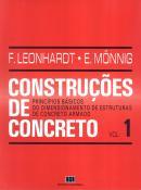 CONSTRUCOES DE CONCRETO VOL 1 - PRINCIPIOS BASICOS DO DIMENSIONAMENTO DE  ESTRUTURAS DE CONCRETO ARMADO