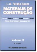 MATERIAIS DE CONSTRUCAO 2