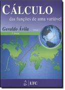 CALCULO DAS FUNCOES DE UMA VARIAVEL - VOLUME 1 - 7º ED.