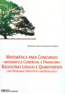 MATEMATICA PARA CONCURSOS - MATEMATICA  COMERCIAL E FINANCEIRA - RACIOCINIO LOGICO E QUANTITATIVO