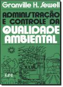 ADMINISTRACAO E CONTROLE DA QUALIDADE AMBIENTAL