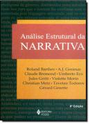 ANALISE ESTRUTURAL NARRATIVA - 8ª ED