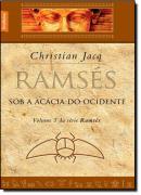 RAMSES V - SOB A ACACIA DO OCIDENTE - EDICAO DE BOLSO