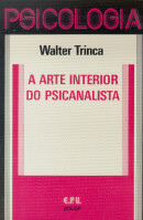 ARTE INTERIOR DO PSICANALISTA