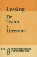 DE TEATRO E LITERATURA