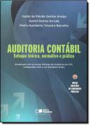 AUDITORIA CONTABIL - ENFOQUE TEORICO, NORMATIVO E PRATICO