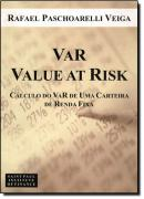 VAR VALUE AT RISK - CALCULO DO VAR DE UMA CARTEIRA DE RENDA FIXA