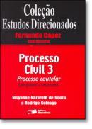 CED PROCESSO CIVIL VOL 3