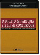 DIR PARCERIA LEI DE CONCESSOES