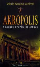 AKROPOLIS - A GRANDE EPOPEIA DE ATENAS - POCKET BOOKS