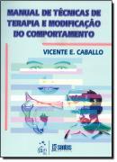 MANUAL DE TECNICAS DE TERAPIA E MODIFICACAO DO COMPORTAMENTO