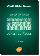 ADMINISTRACAO DE SISTEMAS HOTELEIROS - 3ª EDICAO