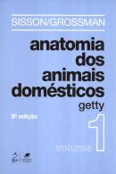 ANATOMIA DOS ANIMAIS DOMESTICOS  - 2 VOLS   5ª ED