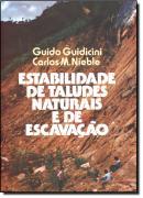 ESTABILIDADE DE TALUDES NATURAIS E ESCAVACAO