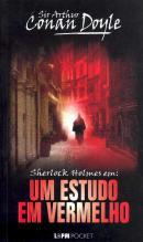 ESTUDO EM VERMELHO, UM - POCKET BOOK