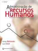 ADMINISTRACAO DE RECURSOS HUMANOS - TRADUCAO DA 14ª EDICAO NORTE-AMERICANA