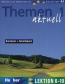 THEMEN AKTUELL 1 (LEKT. 6-10) KURSBUCH+ARBEITSBUCH + CD (TEXTO/EXERCICIO)