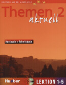 THEMEN AKTUELL 2 (LEKTION 1-5) KURSBUCH + ARBEITSBUCH + CD (TEXTO/EXERCICIO)