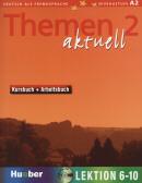 THEMEN AKTUELL 2 (LEKTION 6-10) KURSBUCH +ARBEITSBUCH + CD (TEXTO/EXERCICIO)