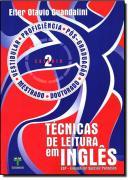 TECNICAS DE LEITURA EM INGLES ESTAGIO 2 - ESP - ENGLISH FOR ESPECIFIC PURPOSES