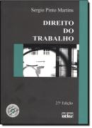 DIREITO DO TRABALHO - 27ª EDICAO