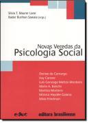 NOVAS VEREDAS DA PSICOLOGIA SOCIAL