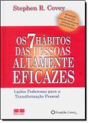 7 HABITOS DAS PESSOAS ALTAMENTE EFICAZES, OS - EDICAO DE BOLSO