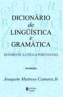 DICIONARIO DE LINGUISTICA E GRAMATICA