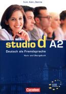 STUDIO D A2 - KURS/UB+CD  (1-12)  (TEXTO E EXERCICIO)