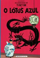 AVENTURAS DE TINTIM, AS - O LOTUS AZUL