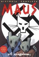 MAUS - A HISTORIA DE UM SOBREVIVENTE - HISTORIA COMPLETA