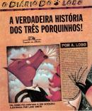 A VERDADEIRA HISTORIA DOS TRES PORQUINHOS!