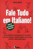 FALE TUDO EM ITALIANO! COM CD AUDIO