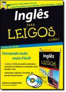 INGLES PARA LEIGOS CURSO EM AUDIO (3 AUDIO  CDS + LIVRO)