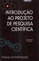 INTRODUCAO AO PROJETO DE PESQUISA CIENTIFICA