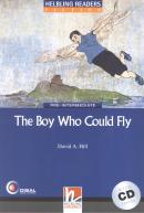 BOY WHO COULD FLY - PRE INTERMEDIATE - WITH CD-AUDIO