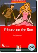 PRINCESS ON THE RUN WITH CD - BEGINNER