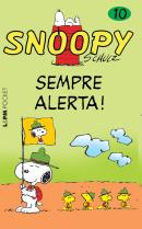 SNOOPY 10 - SEMPRE ALERTA! - POCKET