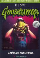MASCARA MONSTRUOSA, A - GOOSEBUMPS 23