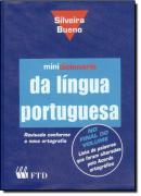 MINIDICIONARIO DA LINGUA PORTUGUESA - INDICE PVC