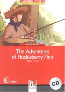 THE ADVENTURES OF HUCKLEBERRY FINN - WITH CD - ELEMENTARY