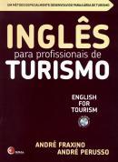 INGLES PARA PROFISSIONAIS DE TURISMO - INCLUI CD DE AUDIO